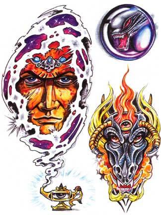 Татуировки хной кельтские татуировки